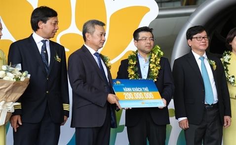 Vietnam Airlines cán mốc 200 triệu lượt hành khách sau 2 thập niên